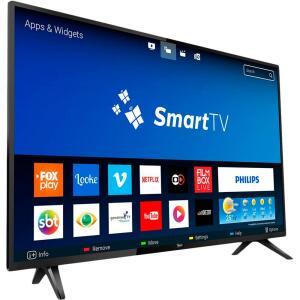 "Smart TV 32"" Philips 32PHG5813 HD por R$ 808"