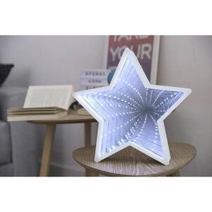Luminária LED Infinity Estrela - Orb | R$63