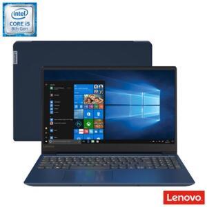 Notebook Lenovo Ideapad 330s Azul i5 8250u 8 GB RAM Radeon 535 2 GB