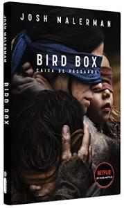 Livro | Caixa de Pássaros: Não abra os olhos - R$17