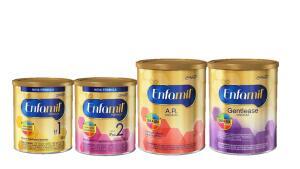 Kit Enfamil 3 unidades com 15% de Cashback