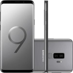 Smartphone Samsung Galaxy S9+ - R$2400