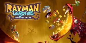(Nintendo Switch) Rayman Legends Definitive Edition | R$33