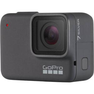 Câmera Digital GoPro Hero 7 10.1MP com Wi-Fi - Prata por R$ 890