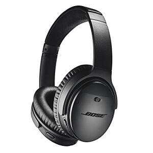 Fones de Ouvido sem Fio com Cancelamento de Ruído QuietComfort 35 II, Bose, Preto | R$1.690