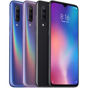 [Compra Internacional] Xiaomi Mi9 Mi 9 Global Version 6.39 inch 48MP Triple Rear Camera NFC 6GB 64GB Snapdragon 855 Octa core 4G R$1433