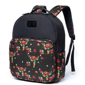 Mochila Flower Dots Cavalera R$97