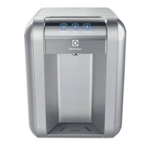 Purificador De Água Prata Com Painel Touch Bivolt (pe11x) - R$357