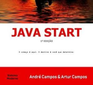 eBook grátis: Java Start (introdução a Java)