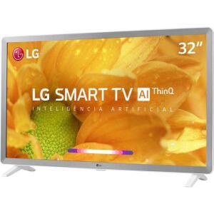 "Smart TV Led 32"" LG 32LM620 HD Thinq AI | R$989"