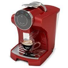 Máquina de Café Expresso Multibebidas TRES Serv S05 – Vermelha - R$425