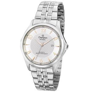 Relógio Champion Steel CA21615Q Analógico Feminino - Prata R$160