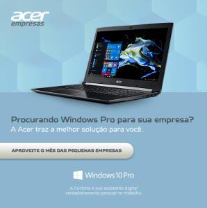 Acer Empresas - Descontos para CNPJ