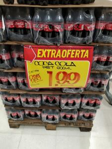 Coca-Cola 600ml (Extra Loja física- DF)