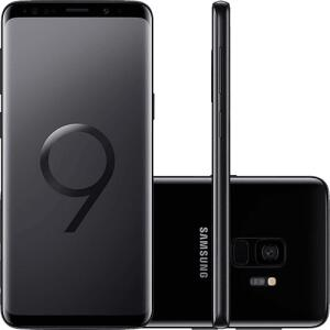 Samsung Galaxy S9 (preto, azul ou ultravioleta)