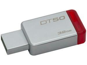 [NOVOS USUÁRIOS] 2 Pen Drive 32GB Kingston-DataTraveler 50 USB 3.0
