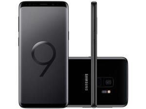 "Smartphone Samsung Galaxy S9 Tela 5.8"" Octa-Core 2.8GHz 128GB - R$ 1.889"