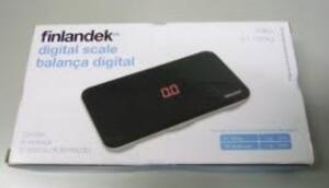 [EXTRA - Loja física] Balança Digital Finlandek Slim 150Kg | R$23