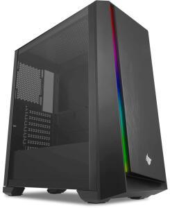 COMPUTADOR PICHAU GAMER, I5-9400F, RADEON RX 580 8GB POWERCOLOR, 8GB DDR4, HD 1TB, 500W, DRAGOON R | R$2829