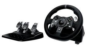 Volante Driving Force G920 para Xbox One / PC - Logitech G | R$960