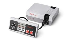 Nintendo NES Classic Edition    R$300