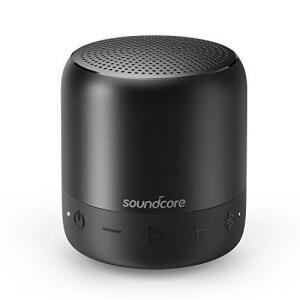 Caixa de Som Anker SoundCore Mini 2 Bluetooth - Preta | R$169