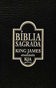 Bíblia King James Atualizada (KJA) - Frete Grátis (50% OFF + FG)