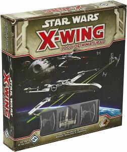 Tabletop Star Wars X-Wing: Jogo Base - Galápagos Jogos