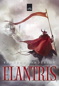 Ebook Kindle - Elantris de Brandon Sanderson | 3,20