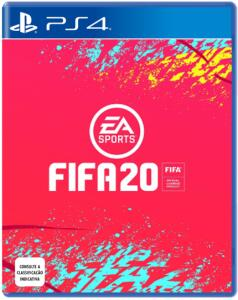 (AME) Fifa 20 Ed. Vanilla - PS4 ou Xbox One