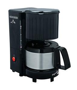 Cafeteira 12 Cafés com Jarra, Black+Decker 220V - R$89