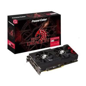 RX 570 4GB PowerColor Red Dragon | R$665