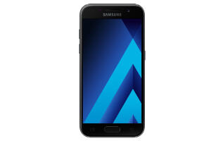 Samsung Galaxy A5 2017 - 4G Preto - R$ 539,00 em 12 vezes sem juros, no Vivo Controle R$ 49,90 por mês.