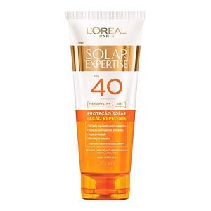 Protetor Solar Corporal com Repelente FPS 40 200ml, L'Oréal Paris | R$30