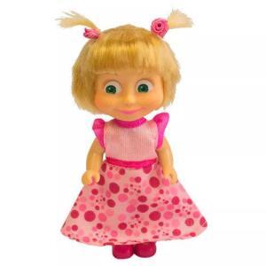 Masha e o Urso Estilos Vestido Rosa - Sunny R$29