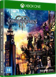 Kingdom Hearts III - Xbox One (FRETE GRATIS)