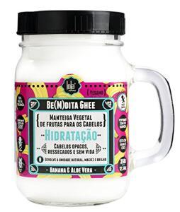 Lola Be(m)dita Ghee Hidratação Banana & Aloe Vera 350g | R$25