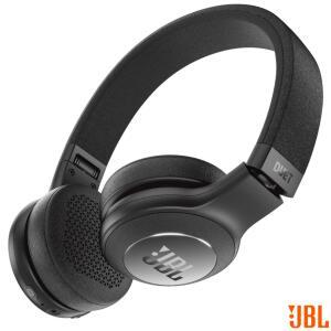 Fone de Ouvido JBL Duet BT Headphone Preto - JBLDUETBTBLK | R$299