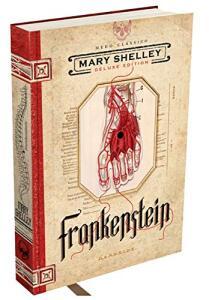 Frankenstein (capa dura) | R$35
