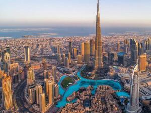 Voos para Dubai, saindo de São Paulo. Ida e volta, com taxas incluídas, a partir de R$2.895