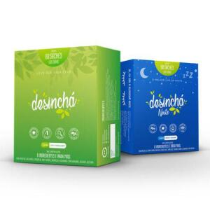 [AME] Kit Desincha + Desincha Noite por R$ 86 ( via AME)