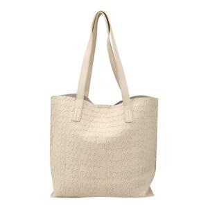 Bolsa Colcci Shopper Croco Tachas Feminina - Off White R$120