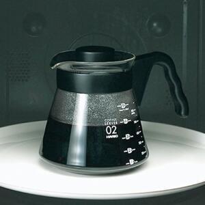 Jarra de Vidro para Servir Café HARIO Transparente 700 ml | R$74