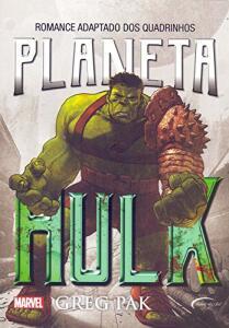 Livro | Planeta Hulk - R$16