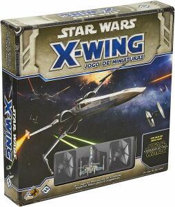 Tabletop Star Wars X-Wing: Ed. Despertar da Força Jogo Base - Galápagos Jogos