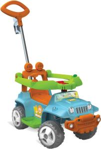 Veiculo para Bebe Banjipe Passeio, Brinquedos Bandeirante, Multicor - R$174