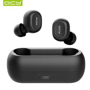 [Compra internacional] Fone de ouvido BLUETOOTH QCY qs1 TWS 5.0 3D - por R$ 78