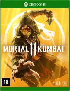 Mortal Kombat 11 - Xbox One por R$ 160