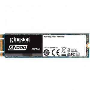 SSD Kingston A1000 M.2 2280 960GB SA1000M8/960G | R$900
