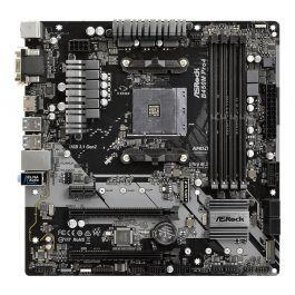 PLACA MAE ASROCK B450M PRO4 DDR4 SOCKET AM4 CHIPSET AMD B450
